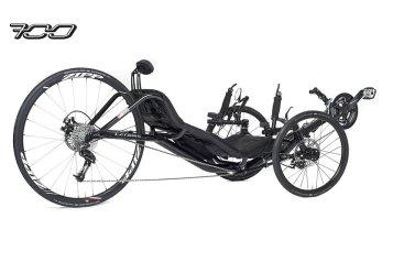Catrike 700 with Zipp Wheel