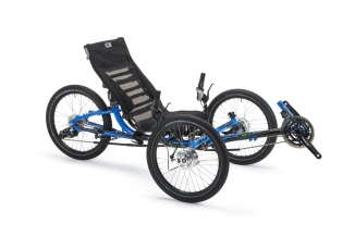 Midwest Trike Megastore ICE Adventure HD